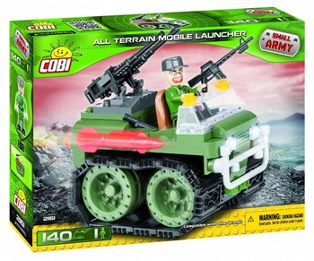 Cobi, klocki Small Army Pojazd Gąsienicowy-COBI