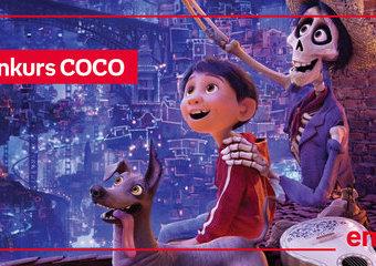 Wyniki: COCO KONKURS – wygraj filmowe nagrody