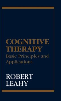 Cognitive Therapy - Leahy Robert L.