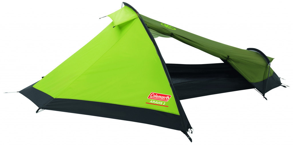 Coleman, Namiot turystyczny, ARAVIS 2, zielony, 95x235x270cm