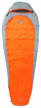 Coleman, Śpiwór, Silverton 150, pomarańczowy, 224x81/55 cm-Coleman