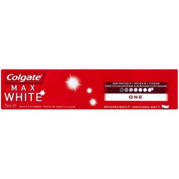 Colgate, Max White, pasta do zębów One, 75 ml-Colgate