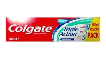 Colgate, Triple Action Original Mint, pasta do zębów, 100 ml-Colgate