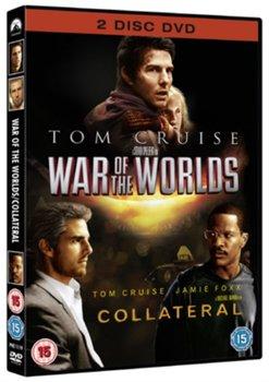 Collateral/War of the Worlds (brak polskiej wersji językowej)-Mann Michael, Spielberg Steven