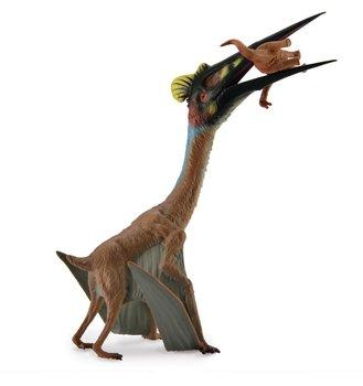 Collecta, figurka Dinozaur Quetzalcoatlus z ofiarą, rozmiar XL-Collecta
