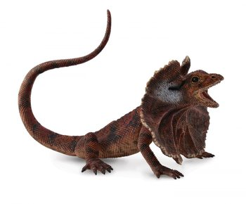 Collecta, figurka Jaszczurka Agama Kołnierzasta, rozmiar L-Collecta