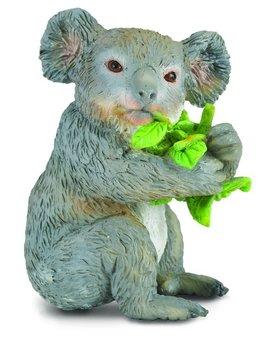Collecta, figurka Miś koala jedzący liście eukaliptusa, rozmiar M-Collecta