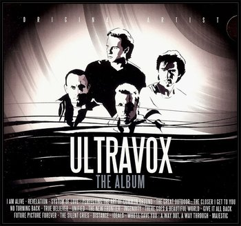 Collection: Ultravox The Album-Ultravox