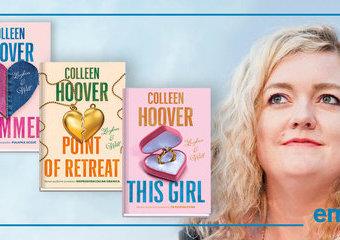 Colleen Hoover - pisarka z przypadku, prekursorka młodzieżowych romansów