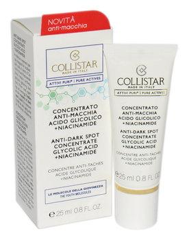 Collistar, Attivi Puri, emulsja na przebarwienia glicolico + niacinamide, 25 ml-Collistar