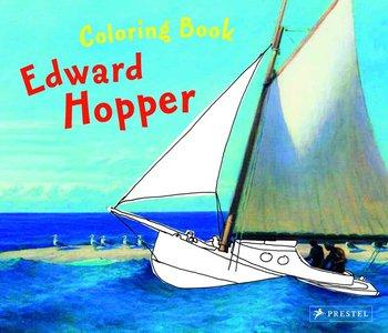 Coloring Book. Edward Hopper-Kutschbach Doris