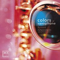 Colors of Saxophone-Żołędziewski Ryszard