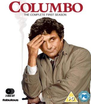 Columbo: The Complete First Season (brak polskiej wersji językowej)-Spielberg Steven, Kowalski Bernard, Smight Jack, Averback Hy, Lloyd Norman, Falk Peter, Abroms M. Edward