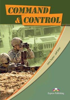 Command & Control. Career Paths. Podręcznik + Kod DigiBook-Taylor John, Zeter Jeff