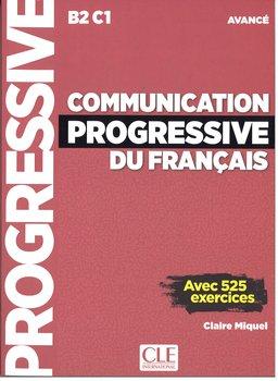 Communication progressive avance 3ed + CD MP3-Miquel Claire