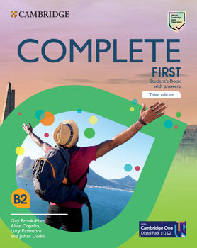 Complete First Student's Book with Answers-Brook-Hart Guy, Copello Alice, Passmore Lucy, Uddin Jishan