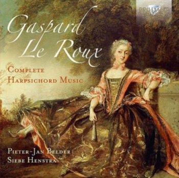 Complete Harpsichord Music-Belder Pieter-Jan