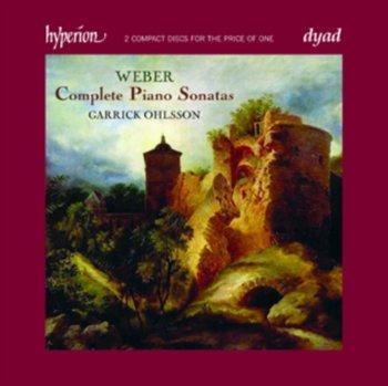 Complete Piano Sonatas-Ohlsson Garrick