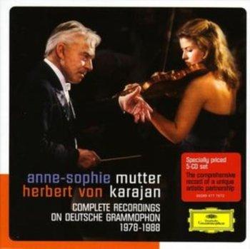 Complete Recordings-Mutter Anne-Sophie, Von Karajan Herbert