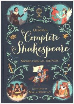 Complete Shakespeare-Milbourne Anna