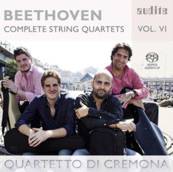 Complete String Quartets. Volume 6-Quartetto Di Cremona