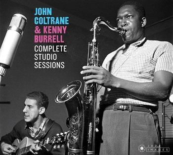 Complete Studio Sessions-Coltrane John, Burrell Kenny, Chambers Paul, Cobb Jimmy, Flanagan Tommy, Waldron Mal, Silver Horace, Byrd Donald