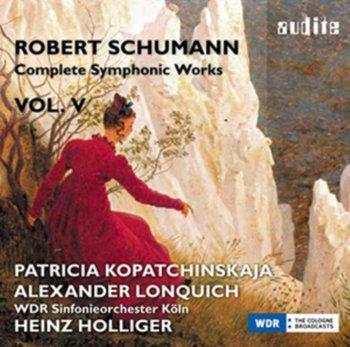 Complete Symphonic Works. Volume 5-Wdr S. O., Kopatchinskaja Patricia, Holliger Heinz, Lonquich Alexander