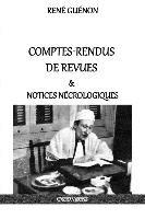Comptes-rendus de revues & notices nécrologiques-Guenon Rene