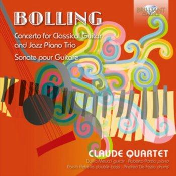 Concerto For Classical Guitar And Jazz Piano Trio / Sonate Pour Guitare-Bolling Claude