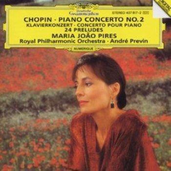 Concerto For Piano And Orchestra/24 Preludes-Pires Maria Joao