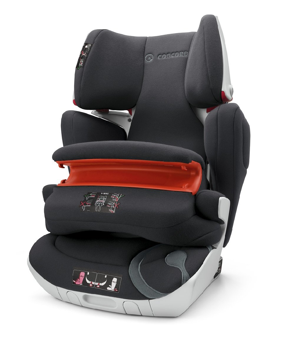 concord transformer pro xt fotelik samochodowy 9 36 kg. Black Bedroom Furniture Sets. Home Design Ideas