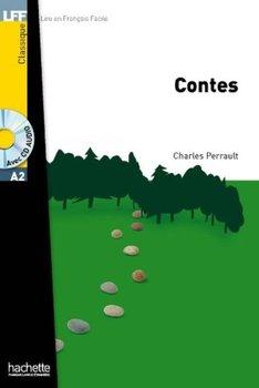CONTES + CD NE-Perrault Charles