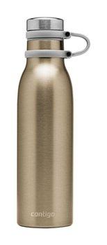 Contigo, Bidon dziecięcy, Gizmo Flip Matterhorn Couture, złoty, 590 ml -Contigo