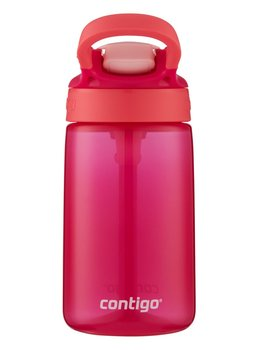Contigo, Bidon dziecięcy, Gizmo Flip Solid Very Pink Coral, różowy, 420 ml-Contigo