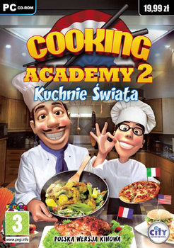 Cooking academy 2 kuchnie wiata pc big fish games for Big fish cooking games