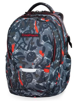 Coolpack, plecak szkolny, Factor Red Indian-CoolPack