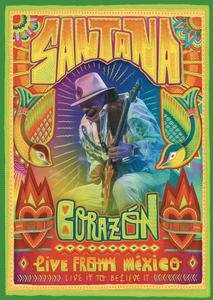 Corazón – Live From Mexico: Live It To Believe It-Santana Carlos
