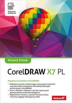 CorelDRAW X7 PL. Ćwiczenia praktyczne-Zimek Roland