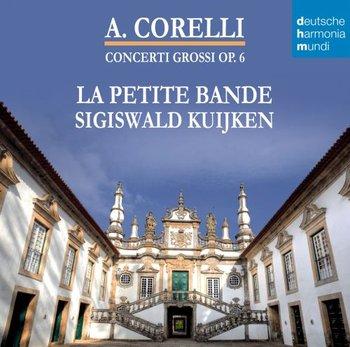 Corelli: Concerti Grossi Op. 6-Kuijken Sigiswald