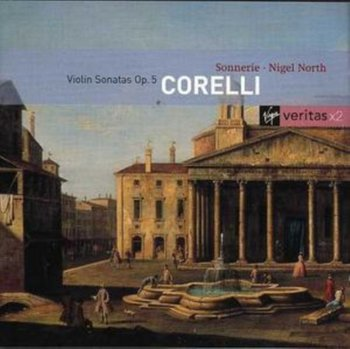 Corelli: Violin sonatas Op. 5-Huggett Monica