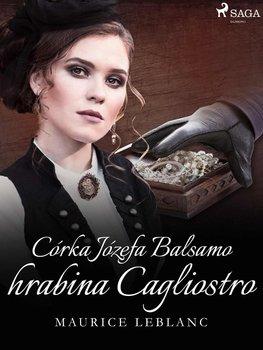 Córka Józefa Balsamo hrabina Cagliostro-Leblanc Maurice