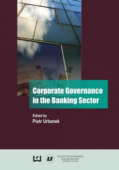 Corporate Governance in the Banking Sector                      (ebook)