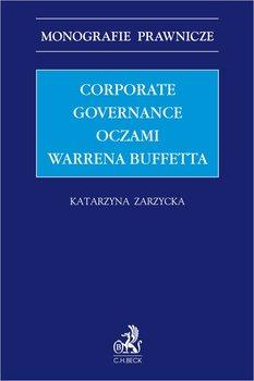 Corporate governance oczami Warrena Buffetta-Zarzycka Katarzyna