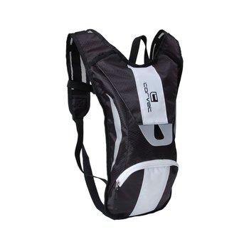 Corvet, Plecak rowerowy, BP 2504-82, czarno-biały-CORVET