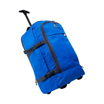 03ea429877eca Corvet, Plecak/torba na kółkach, TB 1505-71, Trolley, niebiesko-szary