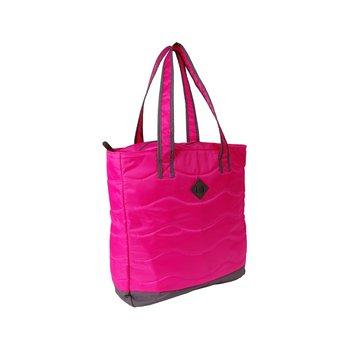 Corvet, Torba damska, HB 4608-01, różowo-szara-CORVET
