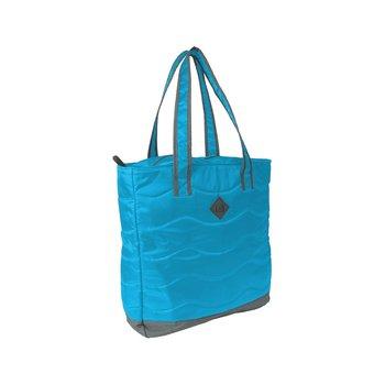 Corvet, Torba damska, HB 4608-31, niebieski, 36x37x13 cm-CORVET