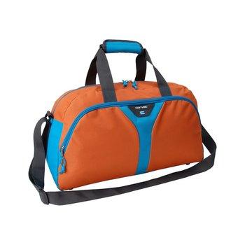 Corvet, Torba sportowa, SB 1028-93, pomarańczowo-niebieski, 50x28x23 cm-CORVET