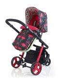 Cosatto, Giggle 2, Wózek wielofunkcyjny, Flamingo Fling-Cosatto