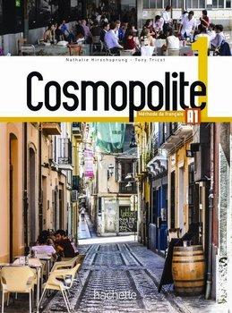 Cosmopolite 1. Podręcznik + DVD-Opracowanie zbiorowe